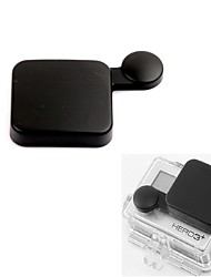 Protective Plastic Lens Cover for GoPro Hero 3+ housing