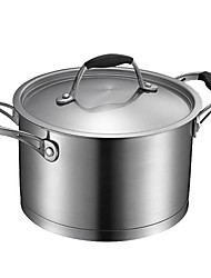 asd ® aço inoxidável panela de sopa 5QT, dia 20 centímetros × h12.9cm