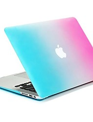"Formado Cores Cristal Hard Case Shell para 13.3 ""15.4"" Apple MacBook Pro"