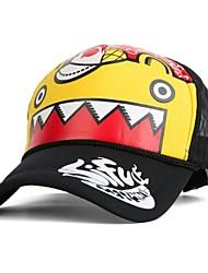 Unisex Shark's Mouth Mesh Hat