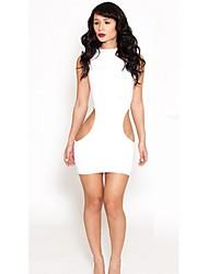 Женская Оптовая Slim Fit Ночной клуб Сексуальная платье повязки