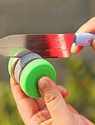 Round Mini Knife Sharpener
