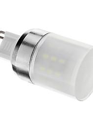 3W G9 Lâmpadas de Foco de LED 48SMD SMD 3014 280lm lm Branco Frio Decorativa AC 220-240 V
