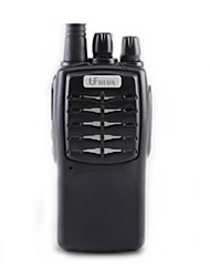 Rechargeable 5W 400-470MHz 16 canaux Talkie Walkie