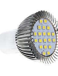 5W GU10 LED лампы типа Корн MR16 20 SMD 2835 370-430 lm Холодный белый AC 220-240 V