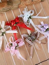 Organza Cetim Decorações do casamento-50Peça/Conjunto Primavera Não Personalizado