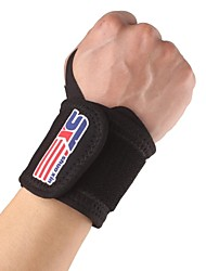 Monolithic Sport Gym Elastic Stretchy Wrist Guard Thumb Loop - Free Size