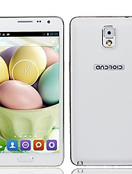 "H900W 5.5"" Android 4.2 3G Smartphone(Quad Core 1.3GHz,1GB RAM 4GB ROM,QHD Screen)"