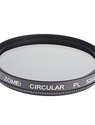 Zomei Professionelle Optical CPL Filter Zirkular Polfilter Super-HD-Klasse-Filter (52mm)
