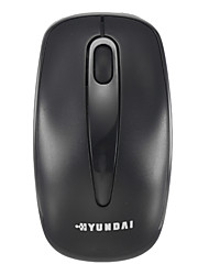Hyundai N27 USB Wireless 2.4G Ergonomics Design Optical Mouse