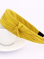 Das Mingxue Mulheres plissado Headbands 802110003