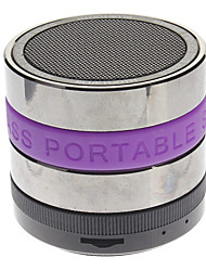 Camera Lens Type Super Bass Portable Bluetooth Speaker with TF Card Port