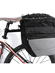 FJQXZ® Bike BagPanniers & Rack Trunk Waterproof / Quick Dry / Shockproof / Wearable / 3 In 1 Bicycle Bag Nylon Cycle BagLeisure Sports /