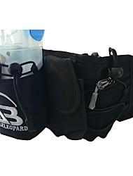 Outdoor Camping e Caminhadas cintura saco para levar garrafas esportivas (Não chaleira)