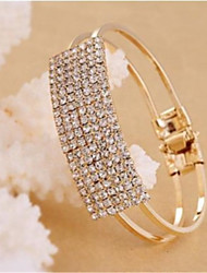 YIYI Modern Starry Full Diamonade Bracelet(Screen Color)