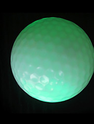 Surlyn Fluorescence Golf