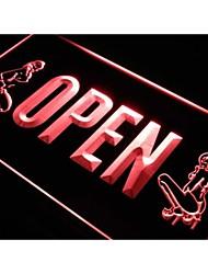 sexo aberto exótico loja dançarina sinal de luz neon bar
