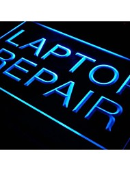 i472 Laptop Repair Computer Notebook Neon Light Sign