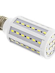 12W E26/E27 Ampoules Maïs LED T 60 SMD 5630 1200 lm Blanc Froid AC 100-240 V