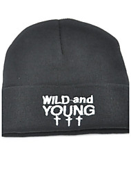Hou&Tong® Unisex Wild And Young Beanie Knitting Hat