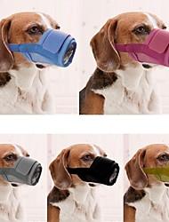 nylon ajustable hocico del perro para mascotas perros