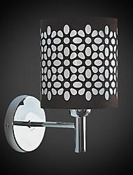 arandelas de parede 1 luz simples moderno artístico