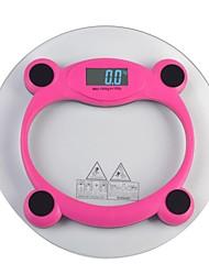 Цифровой мини кузова электронных медицинских Bothroom весы (5 ~ 180 кг, 0,1 кг, 1 * CR2032)