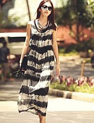 Mousseline de soie modèle de la Bohême robe de plage des femmes