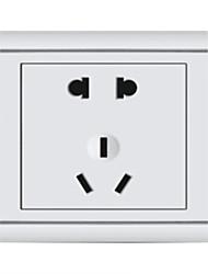 2-Pin Y 3-Pin Plug Durable Scocket