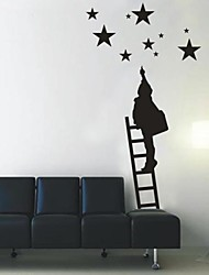 People The Stars Of Childhood Wall Stickers