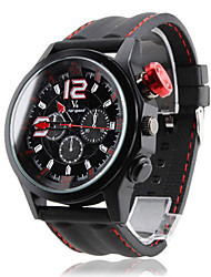 Men's Watch Sports Rubber Band