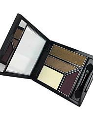 4 цвета макияжа тени палитра (CY3206-08)