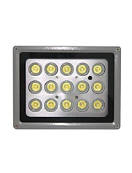 MHS ® Surveillance 48W 80M 850nm 24-IR LED IP66 Road Array Illuminator