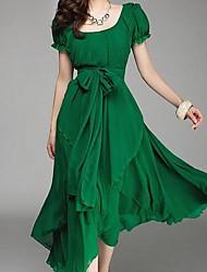 Vina Women's Irregular Skirt of The Dress  F402722215