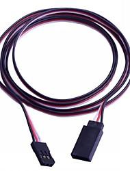100cm Servo Extension Cord (20 pcs)