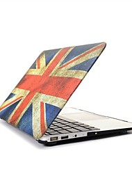 ENKAY The Union Flag Pattern Protective Polycarbonate Full Body Case for MacBook Air
