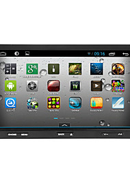 "Android 6.0 7 ""2 din no jogo de dvd dvd player gps navi bt wifi"