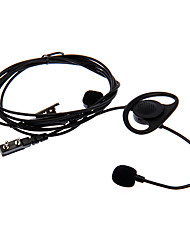 FINGER-STICK 03 Motorcycle Finger Controlled Earphone for Kenwood - Black