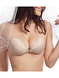Seweelia Women's Thicken Nude Bra