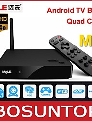Mele M8 Quad Core 1GB/8GB Mini PC Andriod4.2 TV Box HD 4K décodage vidéo 1080P PRO Media Player