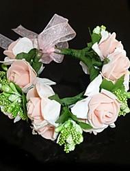 Moda pulsera de la flor