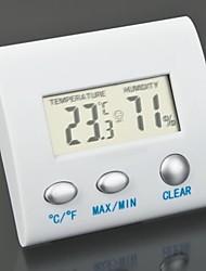 Digital LCD Temperatur-Feuchtigkeits-Hygrometer-Thermometer