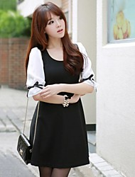 Женские рубашки талии платье