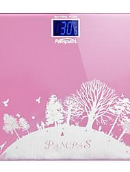 Modische rosa Farbe Digital Body Scale Gesundheit Body Waage