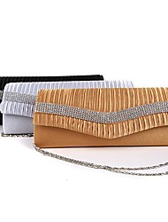 Women's diamond evening bag clutch evening bag career