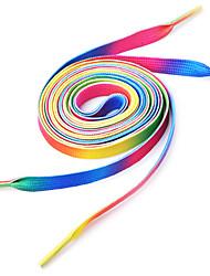 1 par 2014 da Copa do Mundo Cadarços coloridos (120cm)
