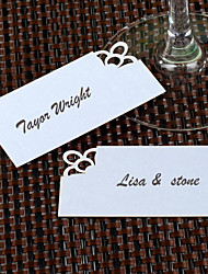 lugar tarjetas y titulares lugar sencillo tarjeta - conjunto de 12