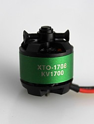 X-TEAM XTO-1708 RC Airplanes & Multirotor Outrunner Brushless Motor 1700-2100KV