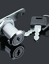 Cabinet & Drawer Lock (longitud 40 mm)