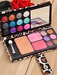 12 Color Eyeshadow Palette corredo professionale di trucco cosmetico fard in polvere Palette SV003816